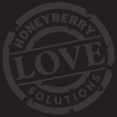 Love Honeyberry Logo