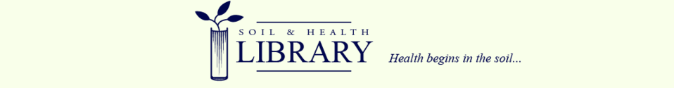 soil health library